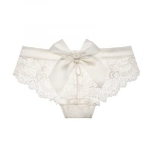 Floral lace rise panties Lingerie Knickers